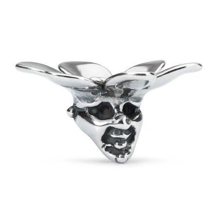 Trollbeads Silver Bead, Troll Of Wisdom