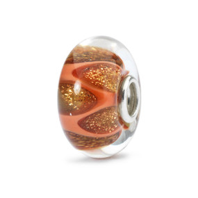 Trollbeads Love & Laughter Glass Bead