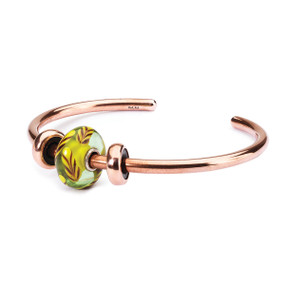 Trollbeads Summer Straws Copper Bangle