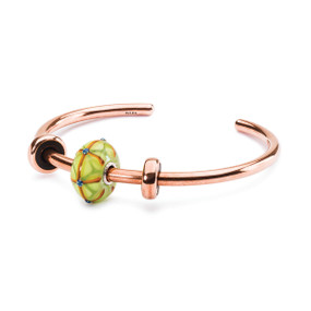 Trollbeads Summer Bushes Copper Bangle