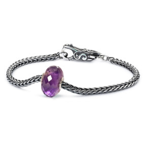 Trollbeads Peaceful Plum Bracelet