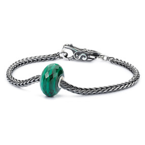 Trollbeads Malachite Bracelet