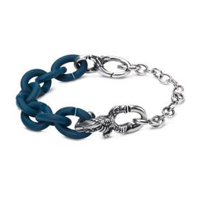 X Jewellery Eagle Chain Bracelet