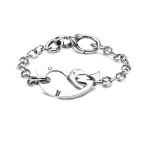 X Jewellery Selfless Guardian Chain Bracelet