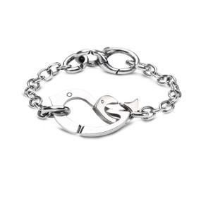 X Jewellery Selfless Guardian Chain Bracelet