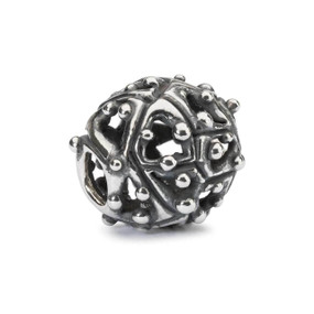 Trollbeads Response, Silver Charm