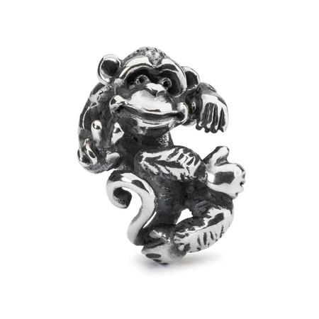Trollbeads Peace, Silver Charm