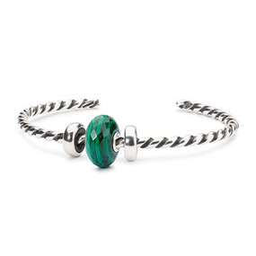 Trollbeads Imaginative Ivy Twisted Bangle