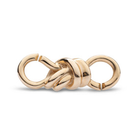 Trollbeads, X Jewellery Strength Double Bronze Link