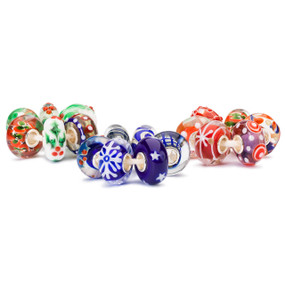 Trollbeads Colorful Christmas Kit
