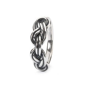 Trollbeads Savoy Knot Ring