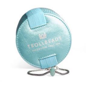 Trollbeads Minty Macaroon Bracelet With Case