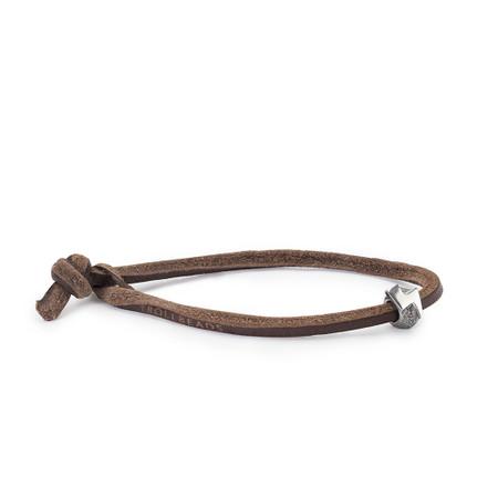 Trollbeads Superhero Bracelet, Brown