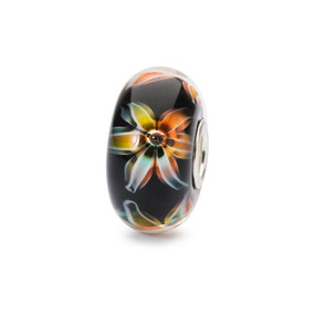 Trollbeads Glass Bead Flowers of Poise