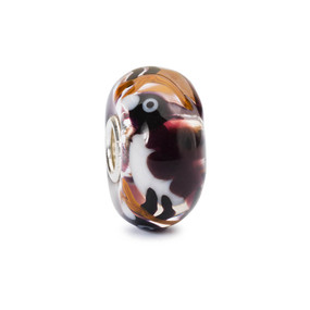 Trollbeads Glass Bead Birds of Freedom