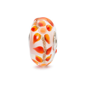 Trollbeads Glass Bead Dream Blossom