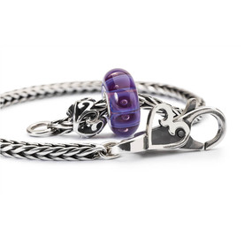 Trollbeads From The Heart Starter Bracelet Coiled