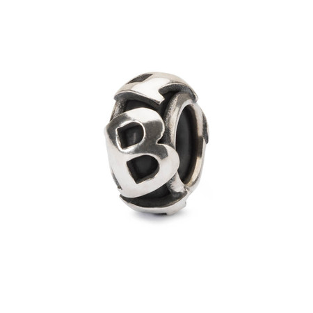 Trollbeads Spacer Letter B
