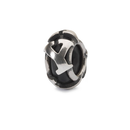 Trollbeads Spacer Letter X