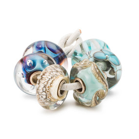 Trollbeads Blue Soul Kit