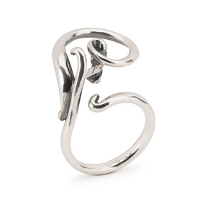 Trollbeads Swirling Fantasy Ring