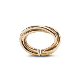 X Jewellery Triple Tangle Bronze