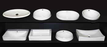 8 vanity bowls