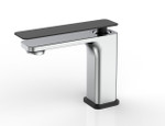 New to Australia: Designer Matt Black & Chrome Mixer Tap 110218CPPH