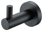 NEW! Star Black Matt Robe Hook 300353BK