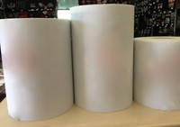 "Tape Roll 9.5"" inches Hot Fix Rhinestone Transfer Film Paper (330 Feet)"