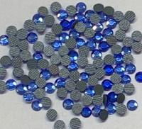 Blue SAPPHIRE 3mm 10ss Premium Quality Loose Hot fix Rhinestone