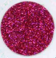 Hot Pink Fuchsia Glitter Vinyl Sheet Heat Transfer