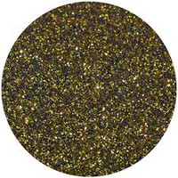 Black Gold Glitter Vinyl Sheet Heat Transfer