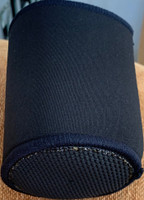 Stubby Can cooler 5mm Neoprene (Black)