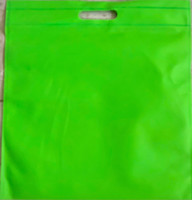 "Exhibition Tote Bag 16""W x 15""H x 2.5""D (Green)"