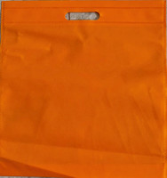 "Exhibition Tote Bag 16""W x 15""H x 2.5""D (Orange)"