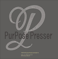 Purpose Presser - custom Rhinestone Transfer