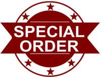 Special custom order -  rhinestone transfer
