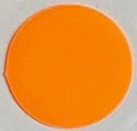Neon Orange PVC 19 - PVC Vinyl Sheet