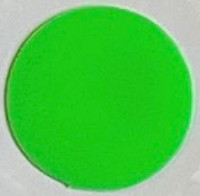 Neon Green PVC 21 - PVC Vinyl Sheet