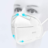 KN95 Mask Disposable 3-Dimensional Protection