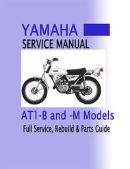 Yamaha AT-1 Service Manual
