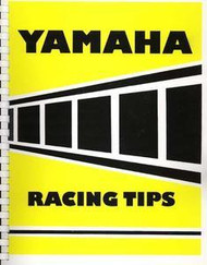 Yamaha Racing Tips Manual For Early 70s Bikes