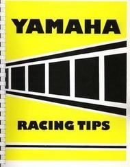 Yamaha Racing Tips Manual For Early 70s Bikes