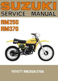 1976 RM 250/370