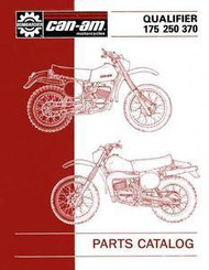 Can-Am Qualifier Parts Manual