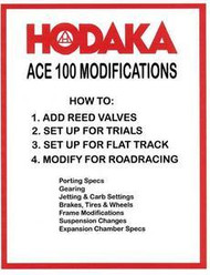 Hodaka Performance Modifications Manual