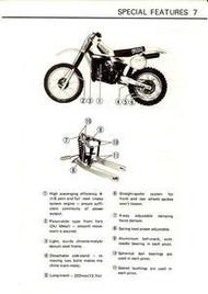 Suzuki RM465 Manual