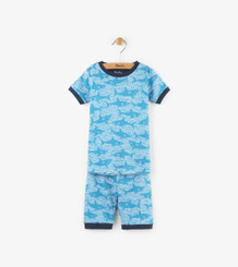 Hatley Shark Alley Short PJ Set