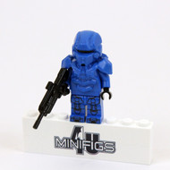 Blue Galaxy Trooper